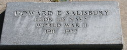 Howard Earl Salisbury
