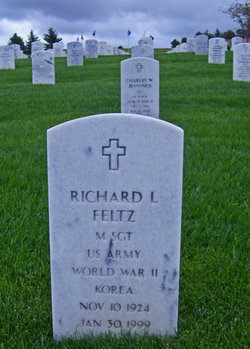 Sgt Richard L Feltz