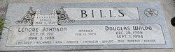 Lenore <I>Johnson</I> Bills