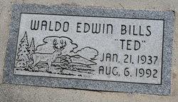 Waldo Edwin Bills