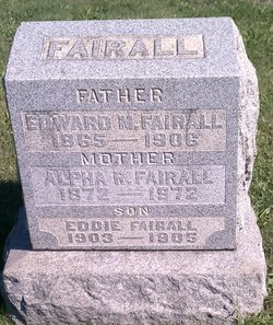 Edward M Fairall