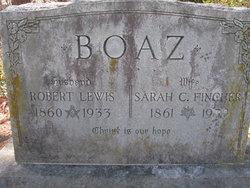 "Robert Lewis ""Bob"" Boaz"