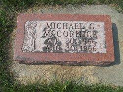 Michael Gerard McCormick