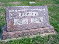 Charlie Carl Hopkey