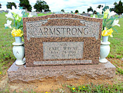 "Earl Wayne ""WAYNE"" Armstrong"