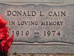 Donald Leroy Cain