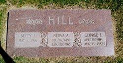 George E Hill