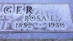 """Rose Ella """"Rosa"""" <I>Cron</I> Hager"""