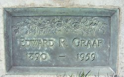 Edward Rhinehart Graap