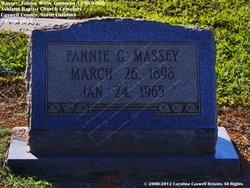 Fannie Willie <I>Gammon</I> Massey