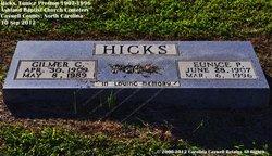 Eunice <I>Preston</I> Hicks