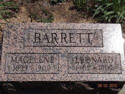 Magelene Barrett