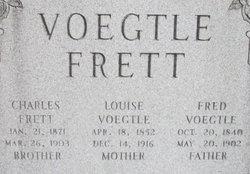 Charles Frett