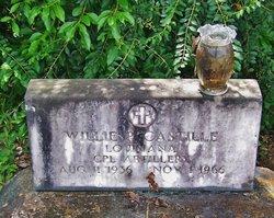 Corp Willie P. Castille