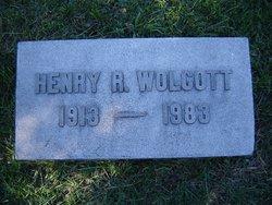 Henry R Wolcott