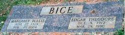 Margaret <I>Tullis</I> Bice