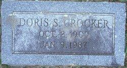 Doris S Crocker