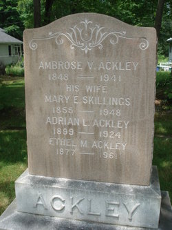 Ambrose Virgin Ackley