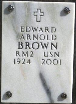 Edward Arnold Brown
