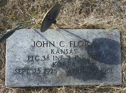 John C Flora