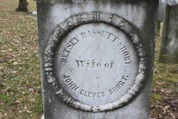 "Elizabeth Bassett ""Betsy"" <I>Harrison</I> Short"
