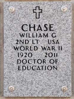 William George Chase