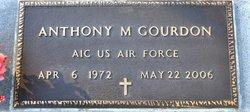 Anthony Marcus Gourdon