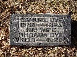 Samuel Dye
