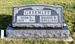Raleigh W Greenlee