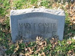 Mary E <I>McClintock</I> Caneer