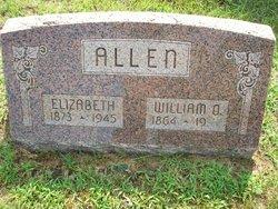 Elizabeth <I>Bowser</I> Allen
