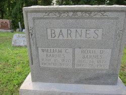 Roxie Delilah <I>Johnson</I> Barnes