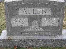 John Augustine Allen