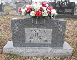 Mary Elizabeth <I>Perryman</I> Hill