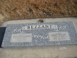 """Albert """"Bert"""" Bezzant"""