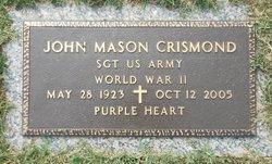 John Mason Crismond