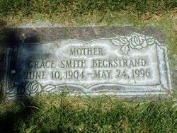 Bertha Grace <I>Smith</I> Beckstrand