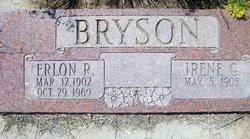 Irene Goldie <I>Clayson</I> Bryson