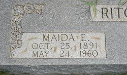 Maida Elizabeth <I>Odom</I> Ritchey