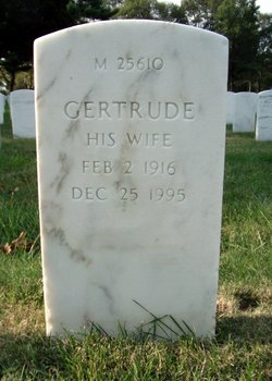 Gertrude <I>Quinn</I> Ferguson