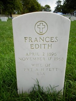 Frances Edith Fett