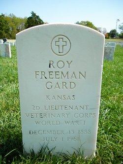 Roy Freeman Gard