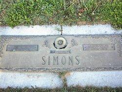Evelyn Kathryn <I>Wilkerson</I> Simons