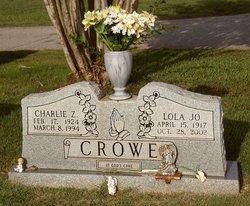 Charlie Z Crowe