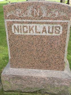Joseph John Nicklaus, Sr