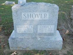 Cyrus F Shover