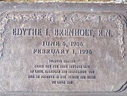 Edythe Isabel <I>Fetterly</I> Brenholt