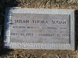 Susan Thora <I>Lyons</I> Sloan
