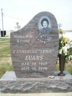 Catherine Lynn <I>Waters</I> Evans