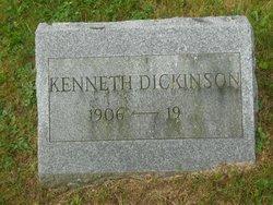 Kenneth Dickinson